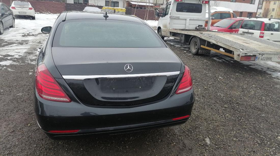 Motor complet fara anexe Mercedes S-Class W222 2014 berlina 3.0