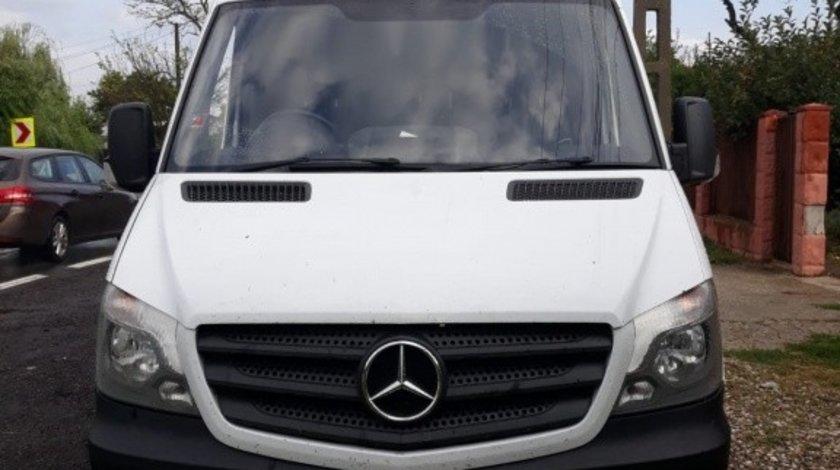 Motor complet fara anexe Mercedes Sprinter 906 2014 duba 2.2 CDI