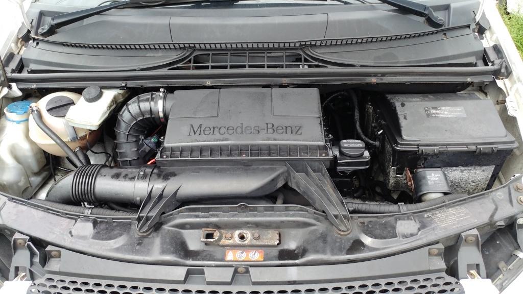 Motor complet fara anexe Mercedes VITO 2005 duba 2.2