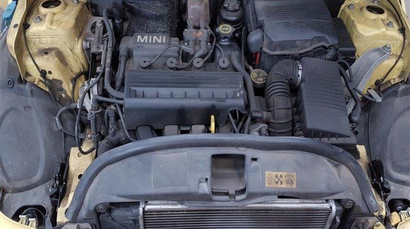 Motor complet fara anexe Mini Cooper 2003 Hatchback 1.6 i
