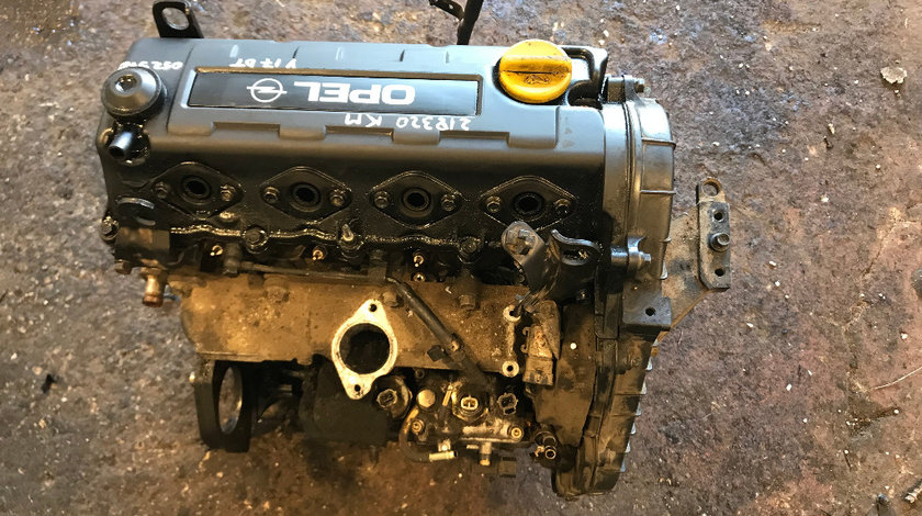 Motor complet fara anexe opel astra g 1.7 dti 1999 - 2005 cod: Y17DT