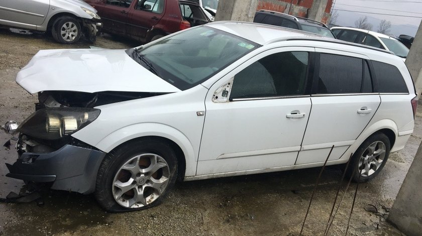 Motor complet fara anexe Opel Astra H 2005 ASTRA 1910 88KW
