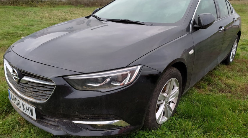 Motor complet fara anexe Opel Insignia B 2018 Hatchback 2.0 cdti B20DTH