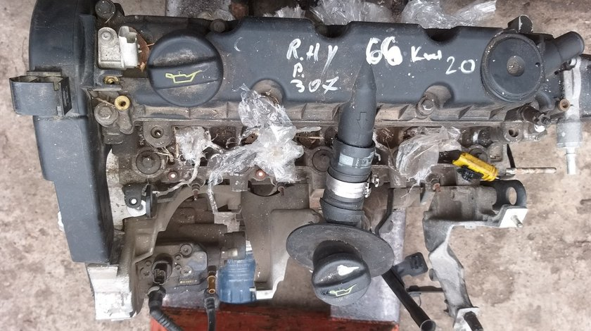 Motor Complet Fara Anexe Peugeot 2.0 hdi RHY