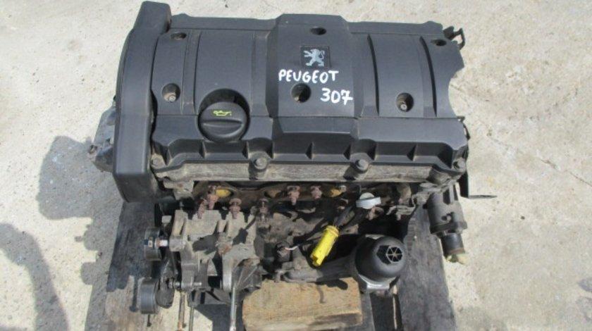 MOTOR COMPLET FARA ANEXE PEUGEOT 307 1.6 BENZINA FAB. 2000 – 2008 ⭐⭐⭐⭐⭐
