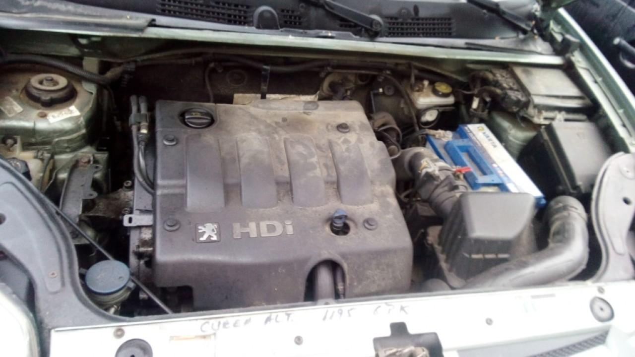 Motor complet fara anexe Peugeot Partner 2006 Monovolum 2.0