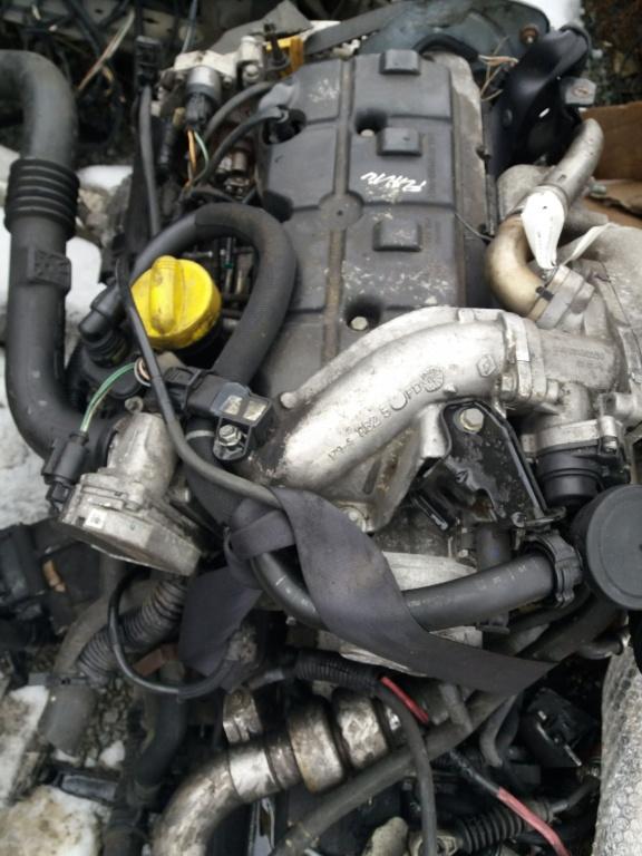 Motor complet fara anexe Renault Megane 2 Hatchback 1.9 DCI 2006