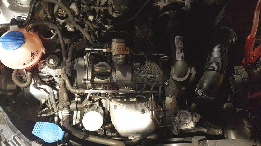 Motor complet fara anexe Skoda Fabia II 2011 hatchback 1.2