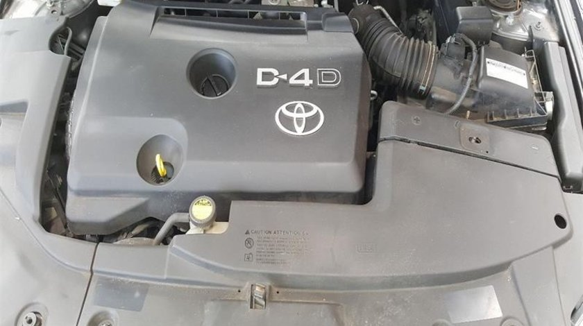 Motor complet fara anexe Toyota Avensis 2007 Sedan 2.0 D