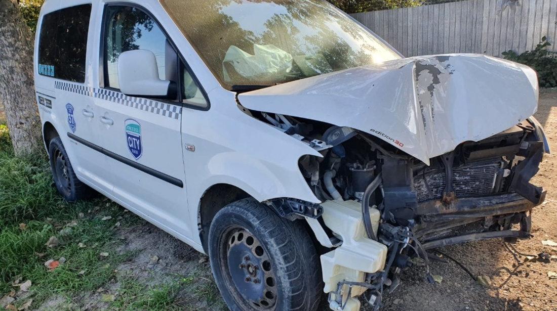 Motor complet fara anexe Volkswagen Caddy 2011 3 facelift 2.0 tdi CFH