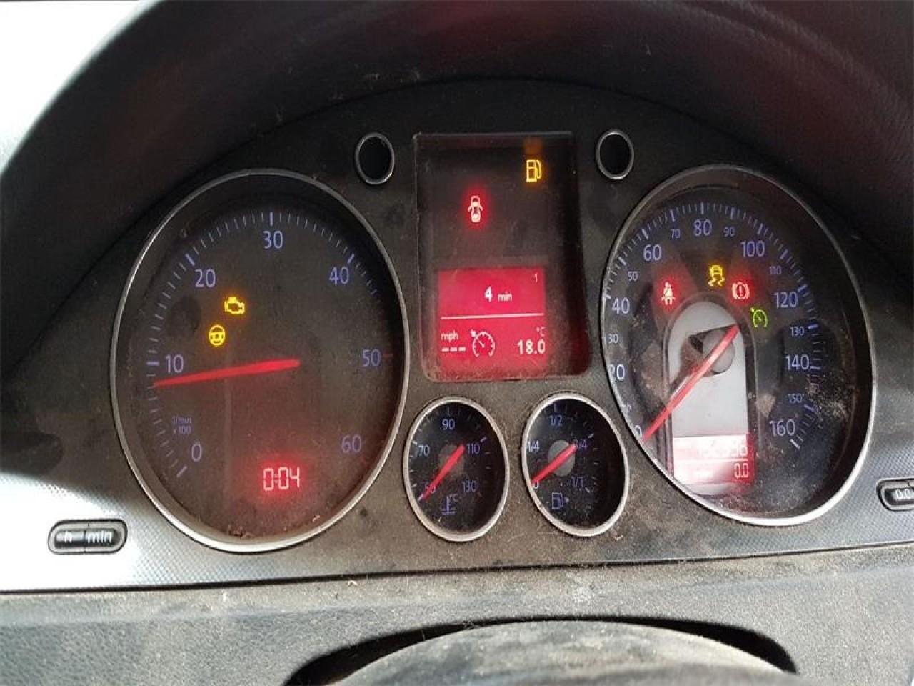 Motor complet fara anexe Volkswagen Passat B6 2006 Break 2.0 TDi