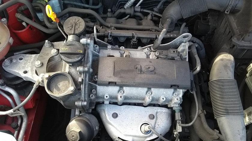 Motor complet fara anexe Volkswagen Polo 6R 2010 Hatchback 1.2i