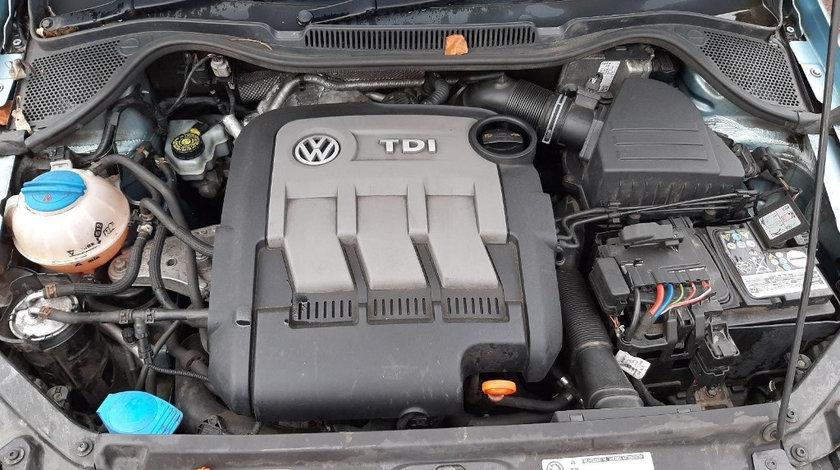 Motor complet fara anexe Volkswagen Polo 6R 2011 Hatchback 1.2TDI