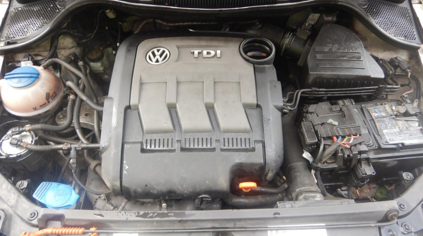 Motor complet fara anexe Volkswagen Polo 6R 2011 Hatchback 1.2 TDI