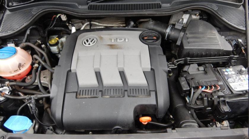 Motor complet fara anexe Volkswagen Polo 6R 2013 Hatchback 1.2 TDI