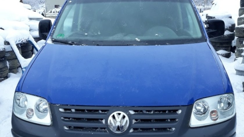 Motor complet fara anexe VW Caddy 2004 Hatchback 2,0 SDI Cod motor: BDJ