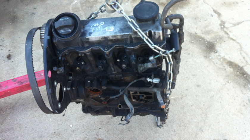 Motor complet fara anexe vw golf 4 (1j5) 1.9 tdi (AGR) 1998 - 2005 cod: 038103373E