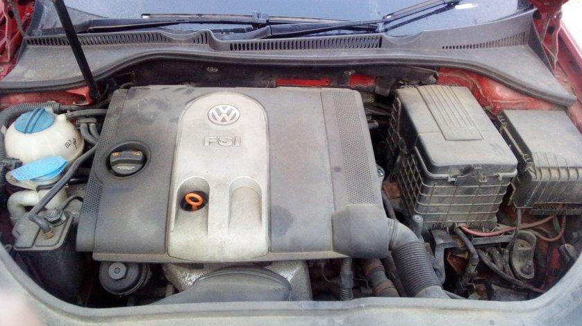 Motor complet fara anexe VW Golf 5 hatchback 1.6 fsi