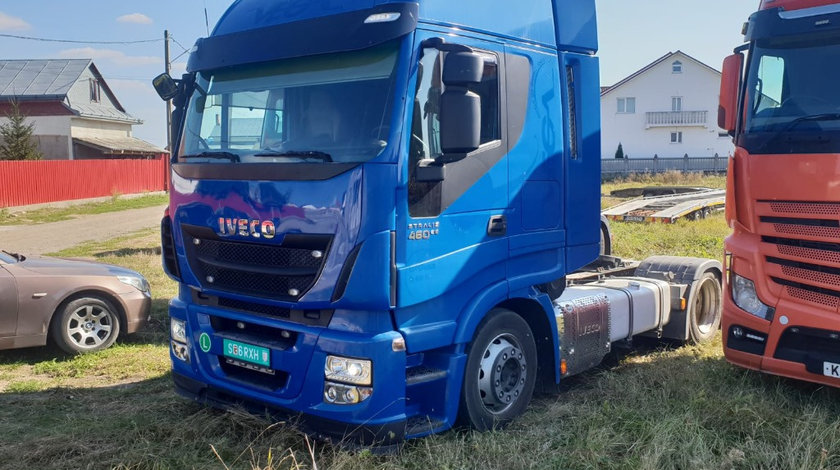 Motor complet Iveco Stralis 460 EURO 6 MEGA motor 11.1 338kw 450cp cod motor F3GFE611B cursor 13