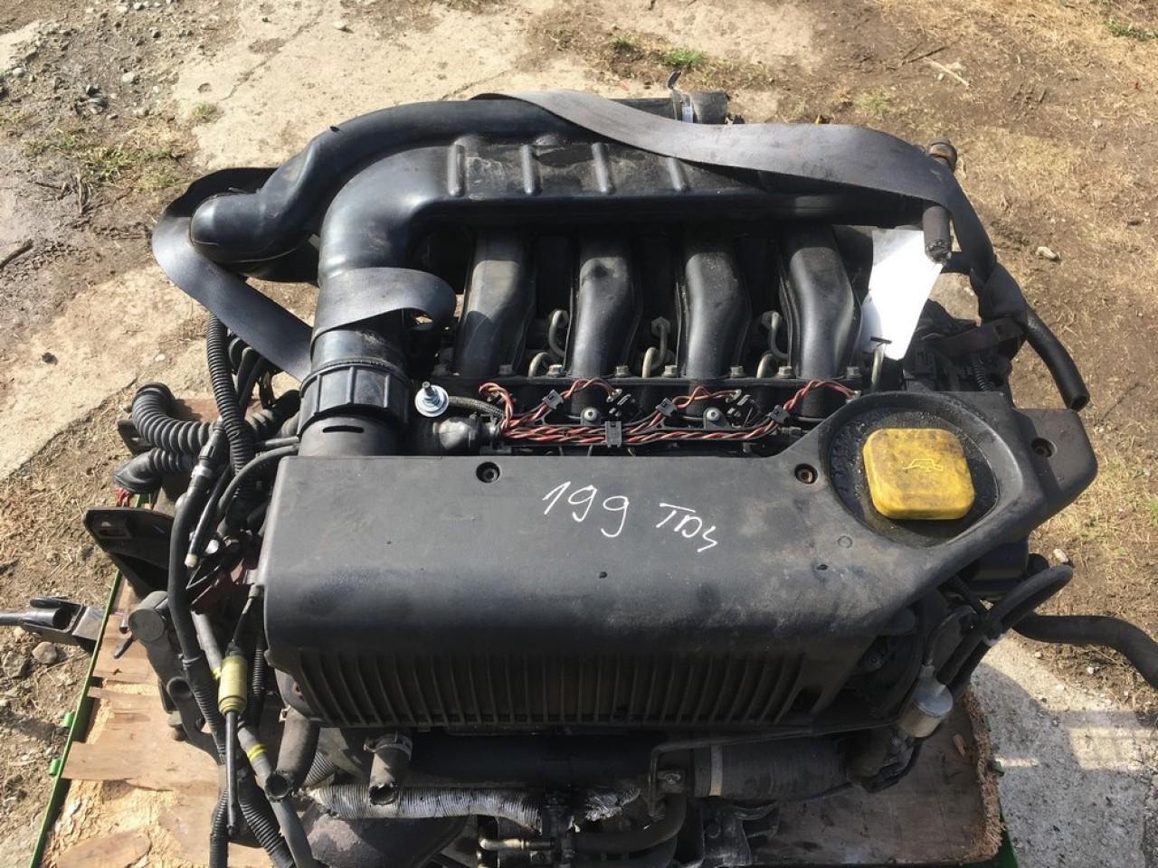 Motor complet Land Rover Freelander 2.0 Diesel TD4 cod motor M47 112 cp