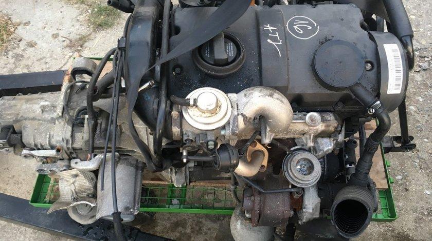 Motor complet Volkswagen Passat 1.9 TDI 85KW /116 CP cod motor : ATJ