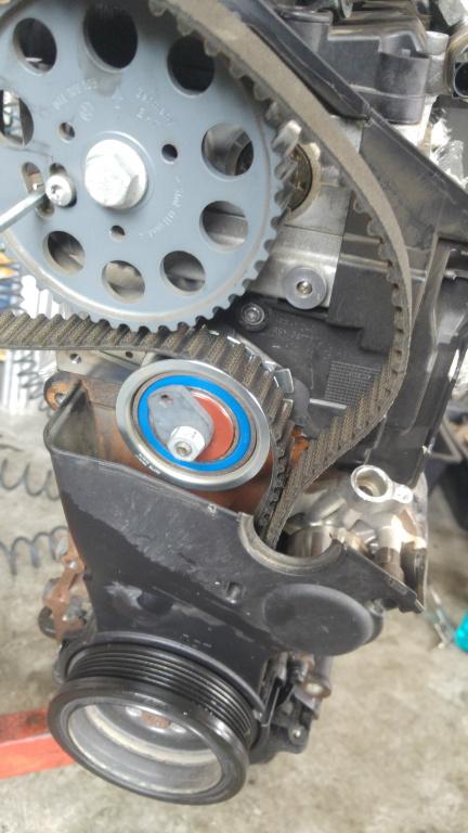 Motor ddy 1.6 tdi seat leon ateca audi a3 8v skoda octavia 3 vw golf 7 dupa 2012