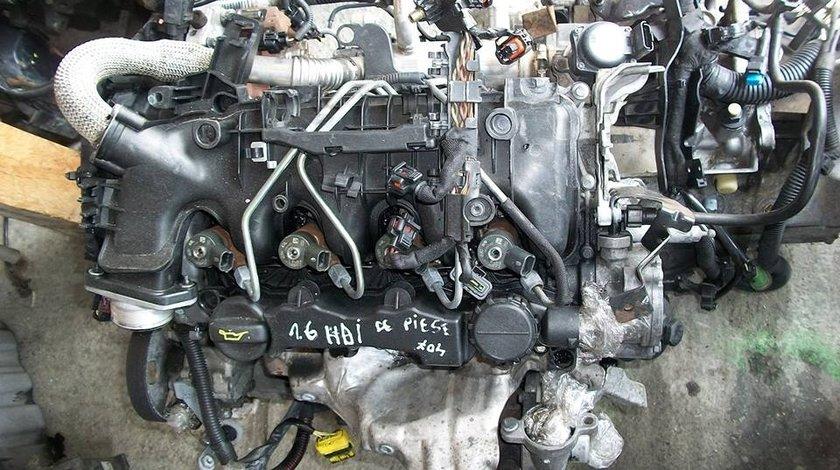 Motor Diesel Peugeot 407 1.6HDI 110CP Dezechipat(fara anexe)