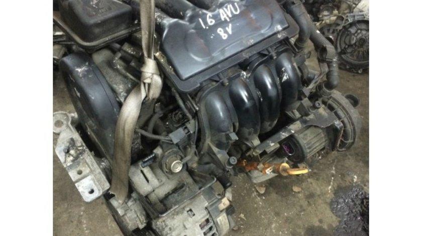 Motor fara accesorii audi a3 8l 1.6i 8v sr avu 102 cai
