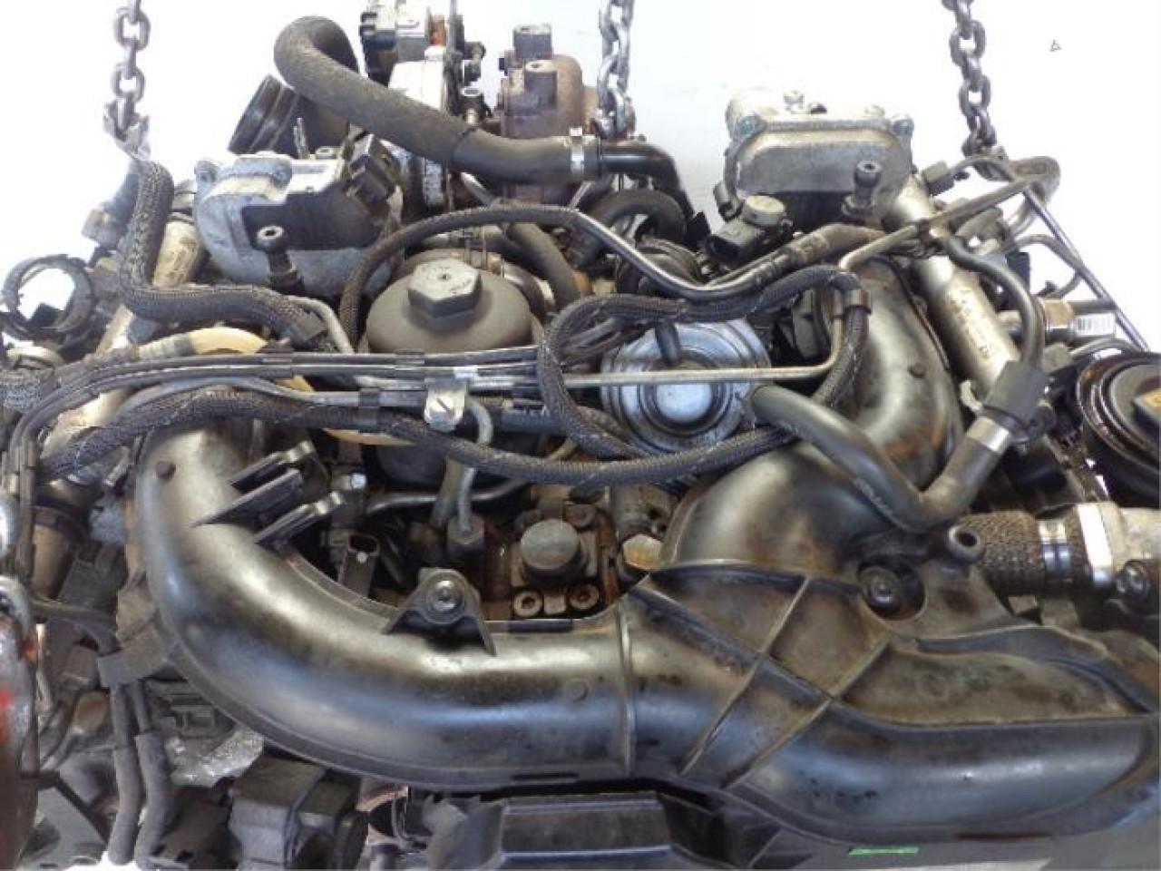 Motor fara accesorii audi a6 4f 2.7 tdi bpp 180 cai