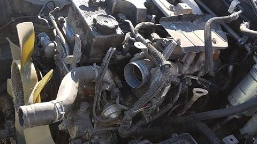 Motor fara accesorii mitsubishi pajero IV 3.2 DI-D TIP 4M41 160 CAI