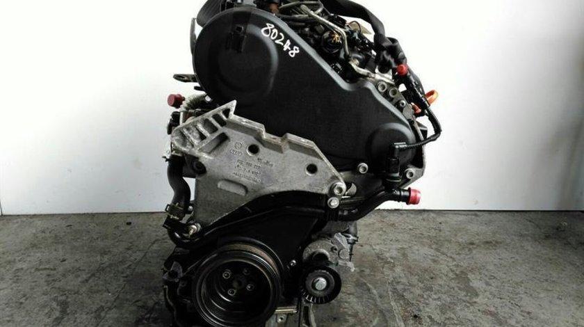 Motor fara accesorii vw caddy 1.6 tdi caye 75 cai