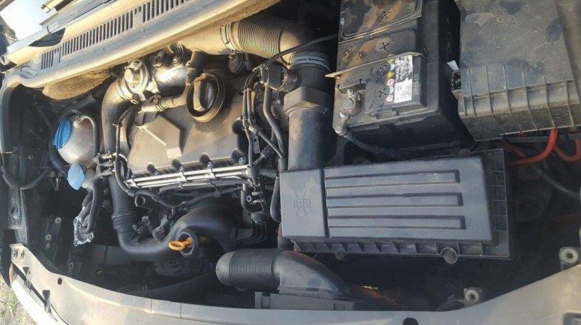 Motor fara accesorii vw touran 1.9 tdi avq 101 cai