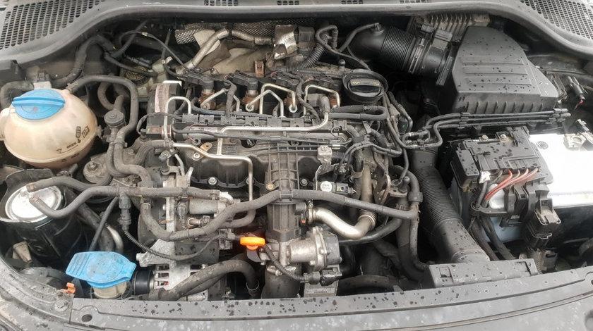 Motor fara anexe 1.6 tdi 105cp Cayc vw Audi Seat skoda a3 golf 6 fabia Passat b7 octavia ibiza leon altea