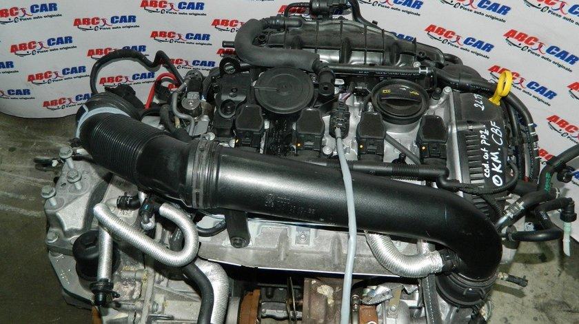 Motor fara anexe Audi A3 8P 2.0 TSI model 2005 - 2012