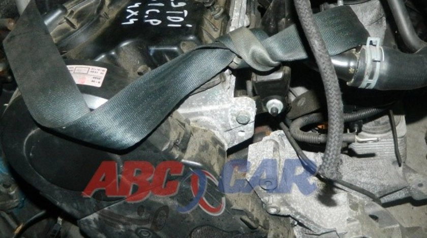 Motor fara anexe Audi A4 1.9 TDI Cod: AVF