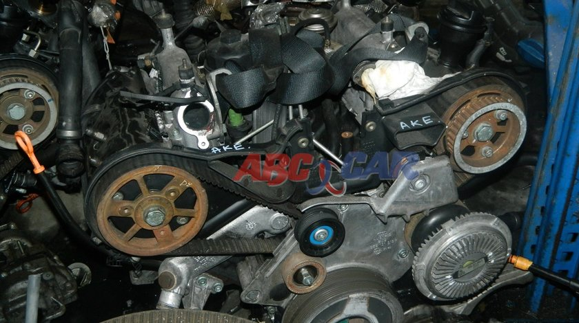 Motor fara anexe Audi A4 B6 2.5 TDI Cod: AKE