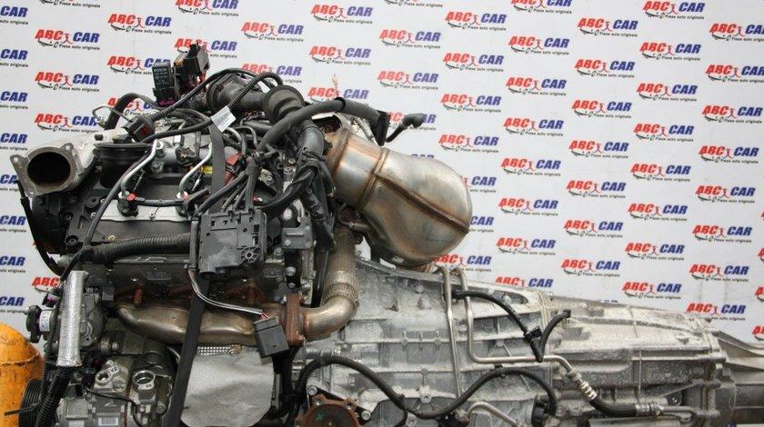 Motor fara anexe Audi Q5 8R 3.0 TDI cod: CCW model 2010