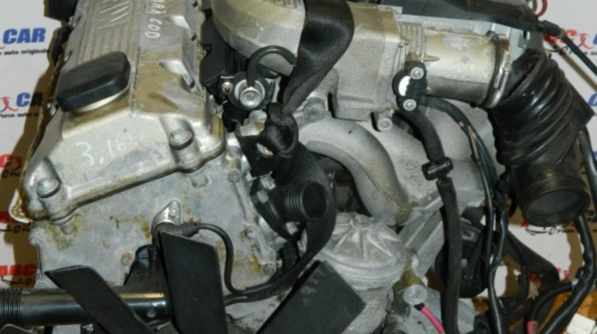 Motor fara anexe BMW Seria 3 E36 Compact 1993 - 2000 1.6 Benzina cod: 164E