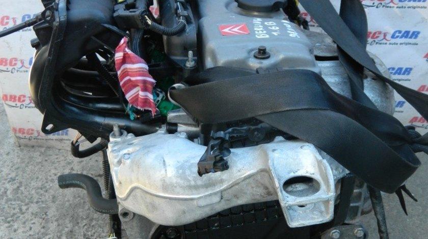 Motor fara anexe Citroen Berlingo 1 1.6 Benzina cod: KFW10FST5 model 2002