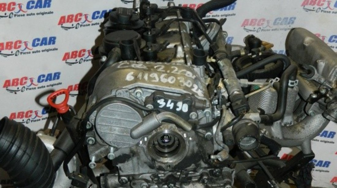 Motor fara anexe Mercedes C-CLASS 2.2 CDI cod: 611960