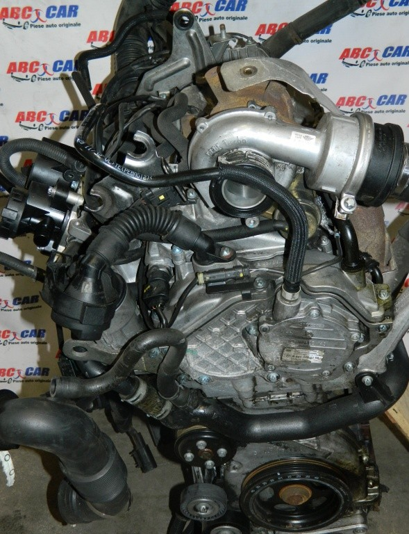 Motor fara anexe Mercedes Vaneo W414 1.9 Benzina model 2001 - 2005