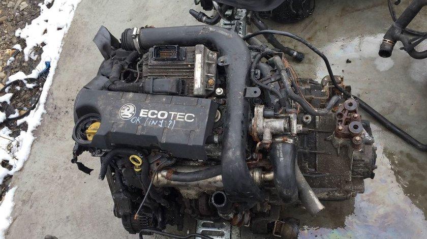 Motor fara anexe Opel Astra H Z17DTH