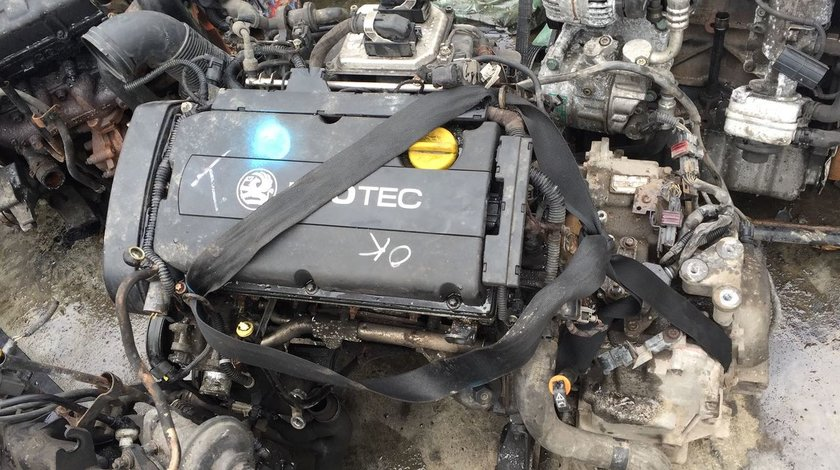 Motor fara anexe Opel Astra H / Zafira B 1.8 B Z18XER cutie viteze automata