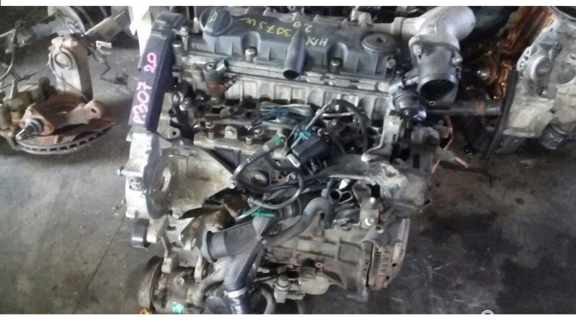 Motor fara anexe Peugeot 307 2.0 hdi 2005