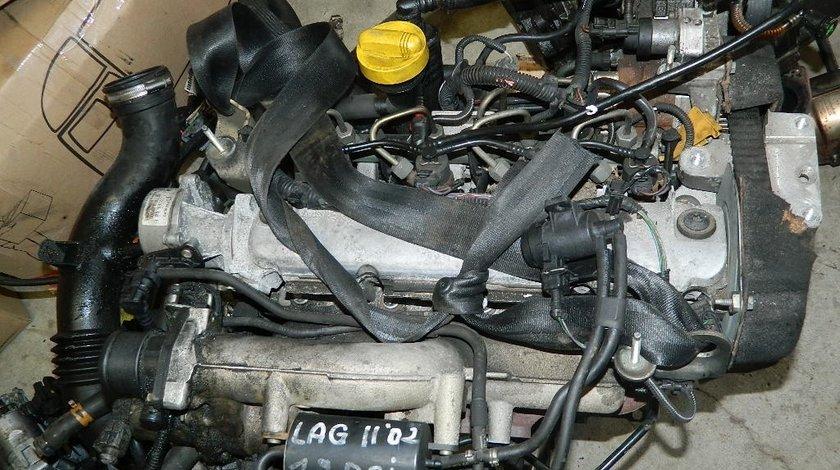 Motor fara anexe Renault Laguna 2 1.9Dci model 2002