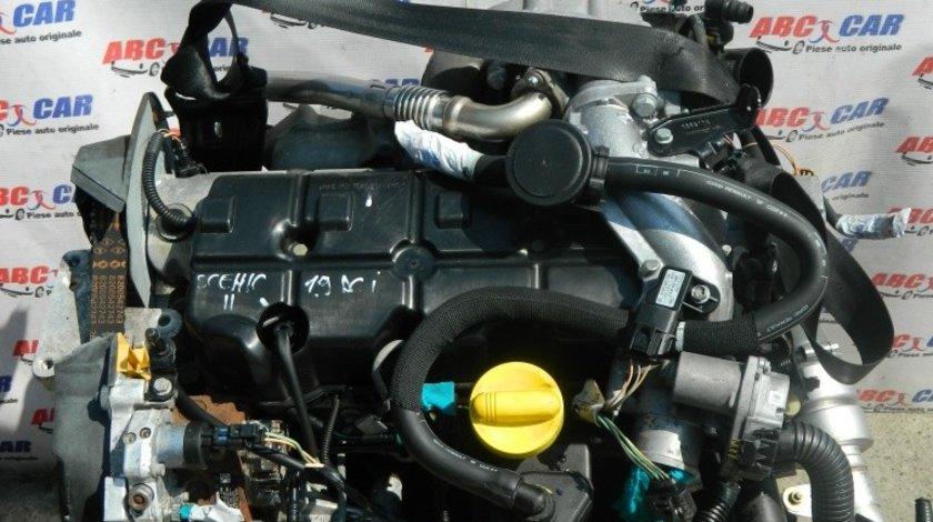Motor fara anexe Renault Scenic 2 1.9 DCI F9QE model 2006
