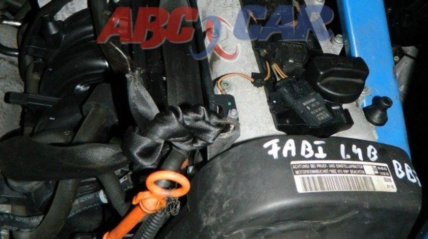 Motor fara anexe Skoda Fabia 1 1.4 benzina 16V Cod: BBZ