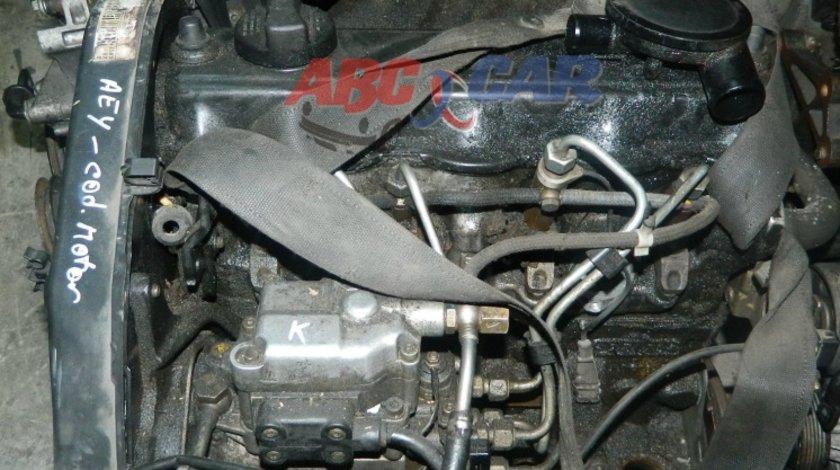 Motor fara anexe VW Golf 3 1.9 Diesel Cod: AEY