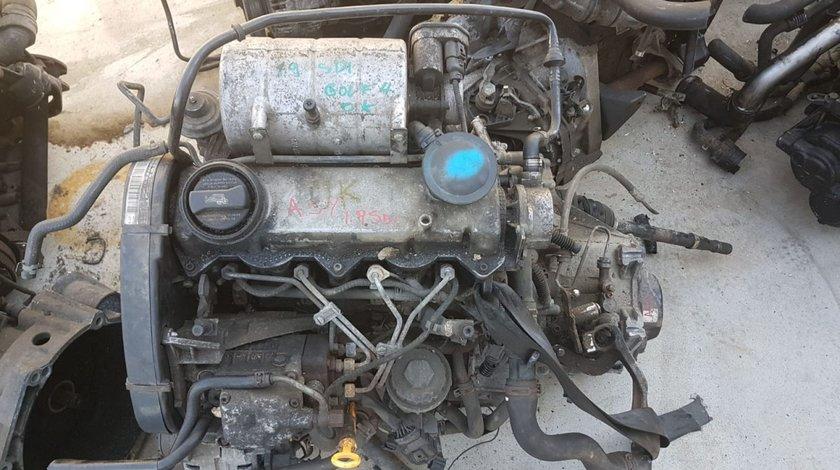 Motor fara anexe VW Golf 4 an 2002 1.9 CDI ASY