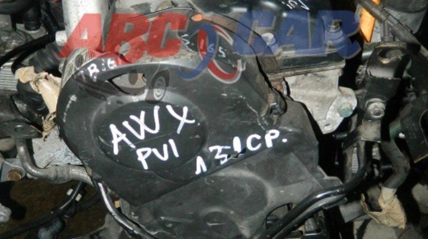Motor fara anexe VW Passat B5 1.9 TDI 131 CP Cod: AWX